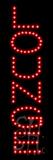 Lounge LED Sign