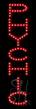 Psychic LED Sign