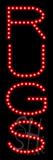 Rugs LED Sign