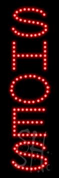 Shoes LED Sign