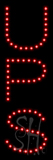 UPS LED Sign