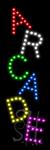 Arcade LED Sign