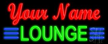 Custom Lounge Neon Sign
