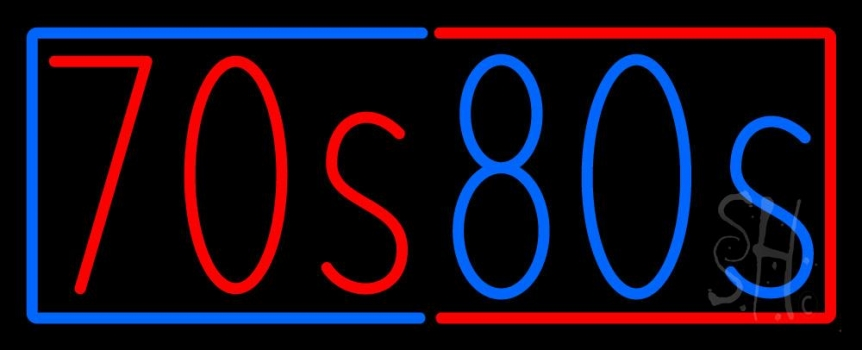 I Love 80s Neon Signs - Every Thing Neon