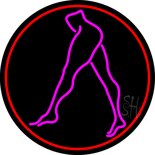 Sexy Legs Neon Sign