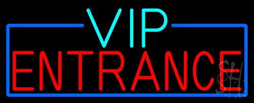 Vip Entrance Neon Sign