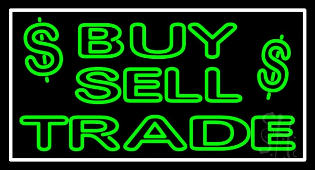 Buy sell trade with dollar logo neon sign buy sell trade neon buy sell trade with dollar logo neon sign solutioingenieria Choice Image