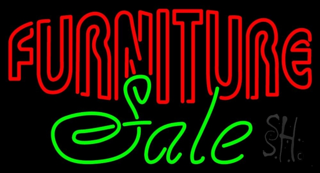 Neon Signs For Sale >> Red Furniture Sale Neon Sign Furniture Neon Signs Every Thing Neon