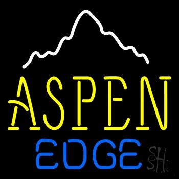 Aspen Edge Neon Sign