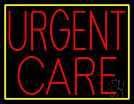 Urgent Care 2 Neon Sign