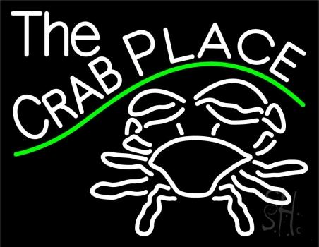 Custom Crab Neon Sign