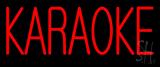 Karaoke LED Neon Sign