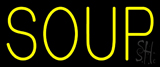 Soup Neon Sign