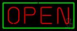 Open GR Neon Sign