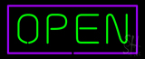 Open PG Neon Sign