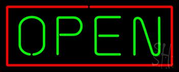 Open RG Neon Sign