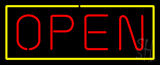 Open YR Neon Sign