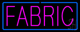 Fabric Neon Sign