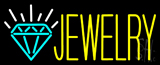 Jewelry Logo Block Neon Sign