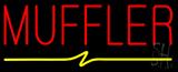 Muffler Block Neon Sign