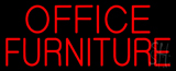 Office Furniture Neon Sign