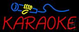 Karaoke Logo Neon Sign