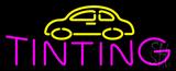 Car Tinting Neon Sign
