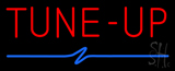 Red Tune-Up Neon Sign