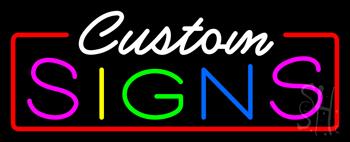 Custom s Neon Sign