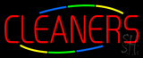 Deco Style Cleaners Neon Sign