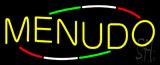 Menudo Neon Sign