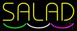 Yellow Salad Neon Sign