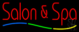 Salon and Spa Neon Sign