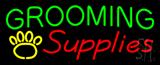 Grooming Supplies Neon Sign