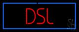 DSL Neon Sign