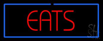 Eats Neon Sign