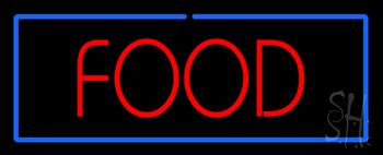 Food Neon Sign