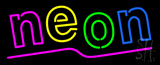 Neon Neon Sign