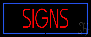 Signs Neon Sign