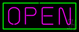 Open GP Neon Sign