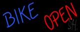 Bike Open Neon Sign