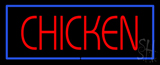 Chicken Neon Sign
