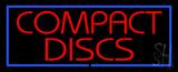 Compact Discs Neon Sign