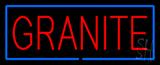 Granite Neon Sign