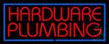 Hardware Plumbing Neon Sign