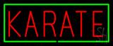 Karate Neon Sign