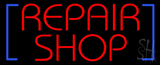 Repair Shop LED Neon Sign