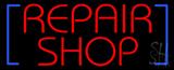 Repair Shop Neon Sign