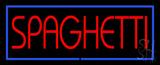 Spaghetti Neon Sign