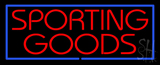 Sporting Goods Neon Sign